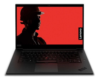 Lenovo ThinkPad P1 Gen 2 Black 20QT0029PB PL