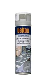 Belton Spray Road Paint 0.5l White