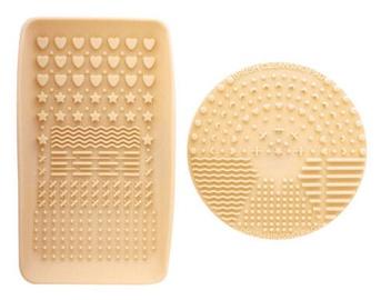 Nanshy Makeup Brush Cleaning Pads 2pcs
