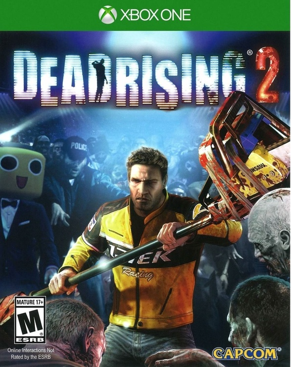 Dead Rising 2 US Version Xbox One