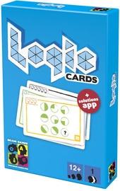 Galda spēle Brain Games Logic Cards Blue