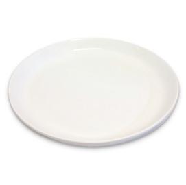 Ceramic Pot Plate White 29cm