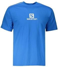 Salomon Stroll Logo T-Shirt 392805 Blue L