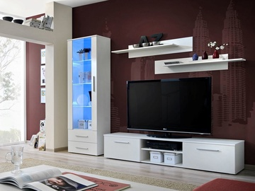 ASM Galino A Wall Unit White