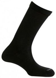 Zeķes Mund Socks City Winter Black, L, 1 gab.