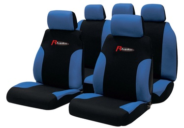 Bottari R.Evolution Puma Seat Cover Set Black Blue