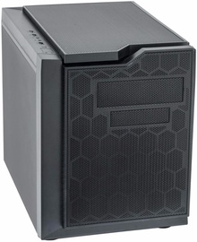 Chieftec Game Cube Mini-Tower mATX Black CI-01B-OP