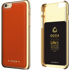 Occa Absolute Back Cover For Apple iPhone 6/6s Orange