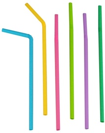 Pap Star Cocktail Straws 25cm 500pcs