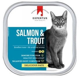 Expertus Pate w/ Salmon & Trout 100g