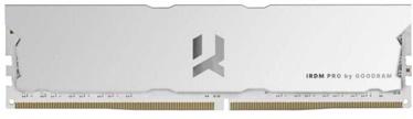 Operatīvā atmiņa (RAM) Goodram IRDM PRO White SAGOD4G0840IP10 DDR4 8 GB CL18 4000 MHz