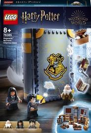 Konstruktors LEGO Harry Potter Mirklis Cūkkārpā: burvestību stunda 76385, 256 gab.