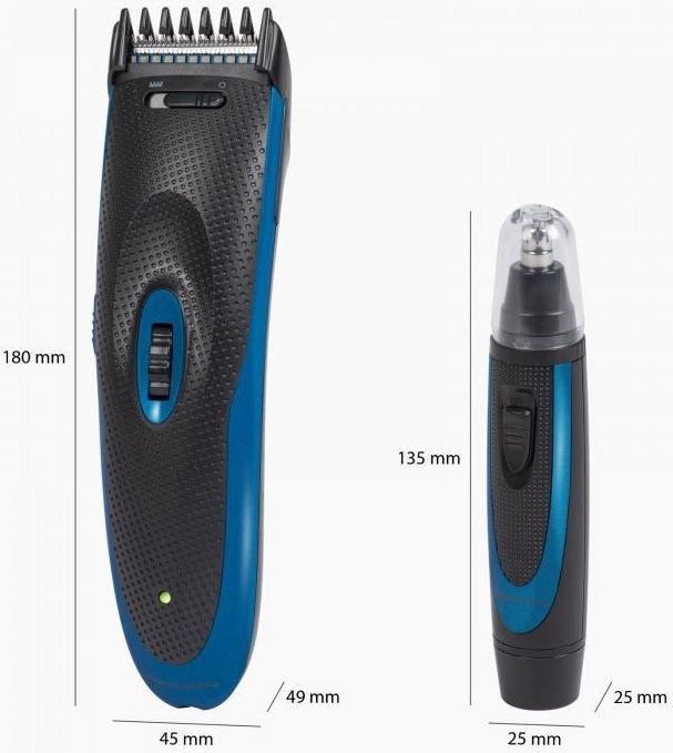 ProfiCare Professional Hair/Beard Trimmer PC-HSM/R 3052