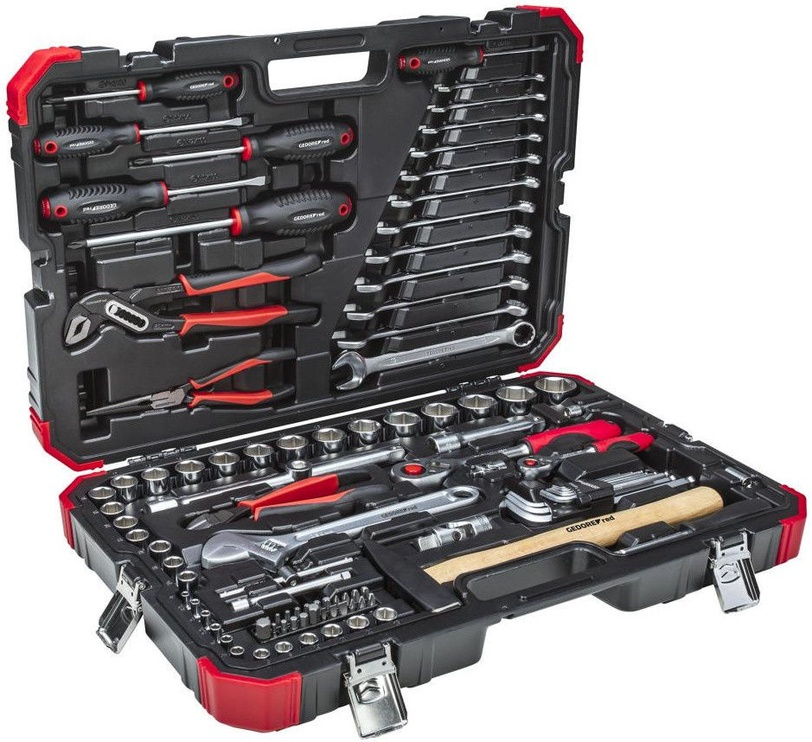 Gedore Drive Socket Set 100pcs 3300063