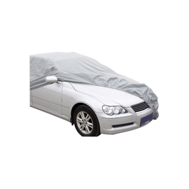 SN CM01001-L 70D Poly Protective Car Cover Grey