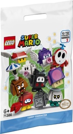 Konstruktors LEGO Super Mario Tēlu komplekti — 2. sērija 71386, 24 gab.