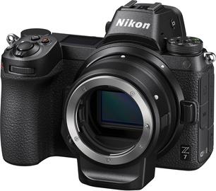 Nikon Z7 + FTZ Adapter