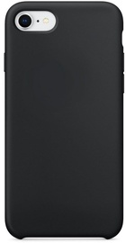 Hurtel Soft Flexible Rubber Back Case For Apple iPhone 7/8/SE 2020 Black
