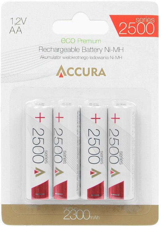 Accura AA Premium 2500Series 4x