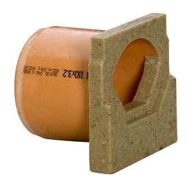 Gala vāks ar cauruli Stora Drain Home 125x90mm, D110mm