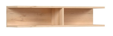 Black Red White Namek Wall Shelf 95.5cm Beech