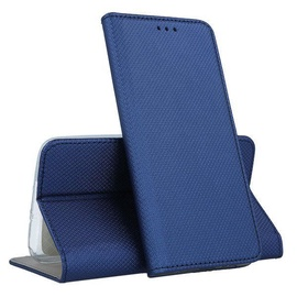 Mocco Smart Magnet Book Case For Apple iPhone 12/12 Pro Blue