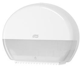 Держатель туалетной бумаги SCA Tork Mini Jumbo Toilet Roll Dispenser T2 White