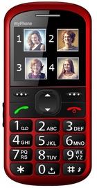 Мобильный телефон MyPhone HALO 2, красный/24MB
