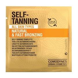 Pašiedeguma salvetes Comodynes Self-Tanning Original, 8 gab.