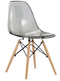 Ēdamistabas krēsls Home4you Smoky 30051 Gray
