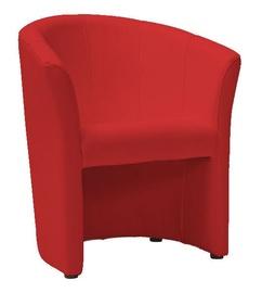 Atzveltnes krēsls Signal Meble TM-1 Red, 67x60x76 cm