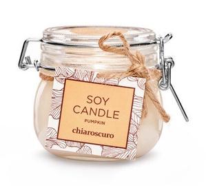 Aromātiskā svece Mondex Soy Candle Pumpkin, 130 ml, 30 h