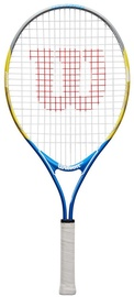 Wilson US Open 25 Yellow/Blue