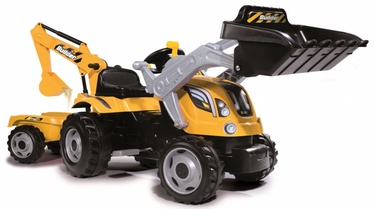 Трактор Smoby Ride On Tractor Builder Max