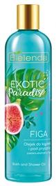 Bielenda Exotic Paradise Bath And Shower Oil 400ml Fig