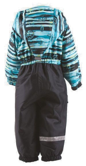 Lenne Overall With Strong Bottom Fabric Blue 92