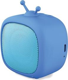 Bezvadu skaļrunis Forever ABS-200, zila, 3 W