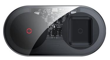 Lādētājs Baseus Simple Wireless Charger 24W Black