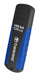 Transcend Jet Flash 810 128GB Black/Blue USB 3.0