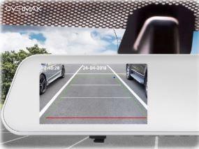 Videoreģistrators Overmax Car Camera Mirror 2.0