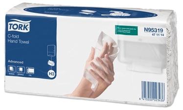 Tork C-fold Paper Towel 120 Sheets 9.5x24cm White