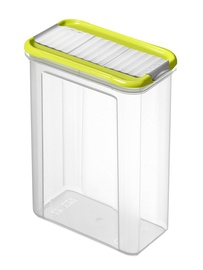 Rotho Domino Strew Tin 1.5l Lime Green