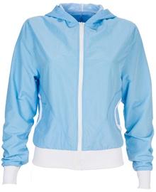 Bars Womens Jacket Light Blue/White 157 S