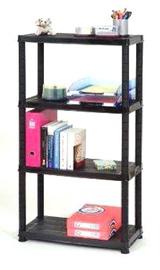 Мебель бытовая для хранения: Стеллаж, арт. PRIMO