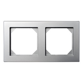 Liregus Epsilon Slim Line Two Way Frame K14-145-02 Silver