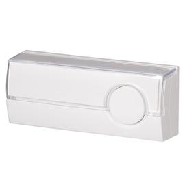 Slēdzis Zamel PDJ-213/P Door Bell Button White