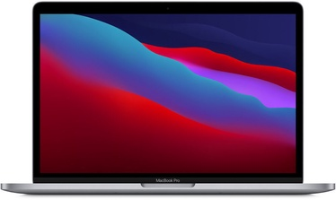 Ноутбук Apple MacBook Pro Retina with Touch Bar Space Grey M1, 8GB/512GB, 13.3″