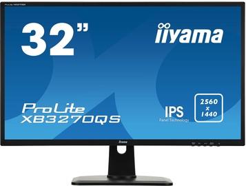 "Monitors Iiyama XB3270QS-B1, 31.5"", 4 ms"
