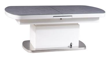 Signal Meble Megara II Table White/Grey