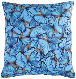 Home4you Pillow Holly 45x45cm 802 Morpho Butterfly
